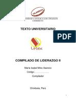 COMPILADO DE LIDERAZGO II