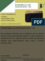 GEOMEMBRANA DE POLIETILENO - PE.pptx