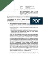 ABS. CONTRADICION  SIN CAUSALES y pagare imcompleto - ODSD 2