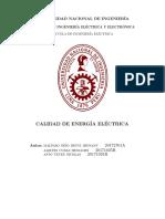 CALIDAD DE ENERGÍA ELÉCTRICA (1)