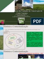 Situação e Importância das Unidades de Conservação do