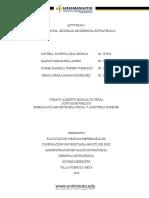 Act 5. MAPA MENTAL (MODELOS DE GERENCIA ESTRATEGICA).docx