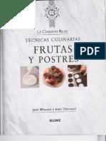 Frut y Postr Cordon Bleu