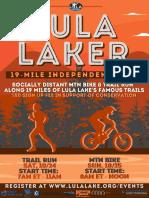 Lula Laker Independent Race Orig