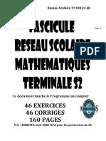 Maths TS2_ Exos corrigés