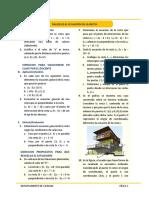 SEMANA 02-B TALLER ECUACIÓN DE LA RECTA