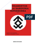 Fundamentos de la Sabiduria Hiperborea I