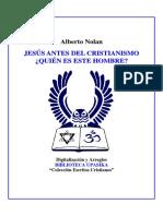 Nolan_Jesus Antes del Cristianismo