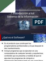 Introducción a Los Sistemsa de La Información