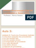 Aula 3 - Proc. Civil IV 3