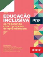 LACERDA, Cícero de Sousa et al (orgs.). Educação inclusiva - Corroborando com o processo de aprendizagem