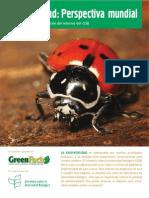 Folleto Perspectiva Mundial Biodiversidad