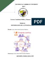 Metodología de la Investigación para contadores