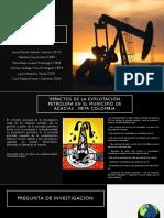Explotación petrolera