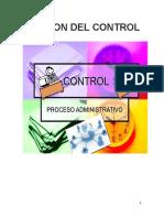 Funcion del control