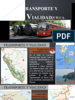 TRANSPORTE Y VIALIDAD DE QUILCA