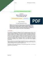 Thermal properties & Analysis - Anderberg