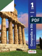 Geografía e Historia. edebé n. Geografía e Historia. edebé n. edebé. edebé ESO ESO. Bloque I_ Geografía. Bloque I_ Geografía (1)