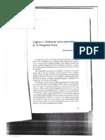 SILVEIRA, M. L. 2008. Lugares y dinámicas socio-espaciales en la Patagonia Norte