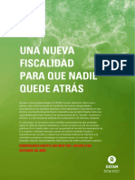 Propuesta fiscal de Oxfam Intermon
