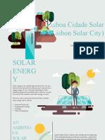 Lisboa Cidade Solar