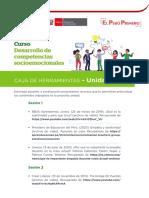 Unidad 3 Caja de Herramientas - Curso de desarrollo de competencias socioemocionales - UNIDAD 3 (6) (1).pdf