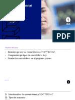 Circuitos digitales Clase N°17 Electronica y mecatronica Industrial SJM