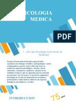 Psicología Médica. 1
