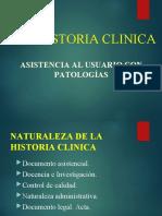 HISTORIA CLINICA PPT