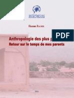 2012 Rachik Hassan, Anthropologie Des Plus Proches