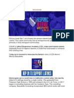 LULAC - Empowering Latina Entrepreneurs to Prosper