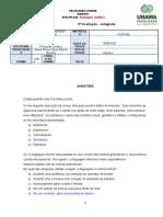 Parcial -COLEGIADA. P. J .Profa.  M. Alzenir 1NNA - 16.06.2020