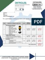 COTIZACION Nº003361- EQUIPO DE PRESION CONSTANTE Y SUMIDERO.pdf