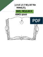 Cuadernillo PDF Presilabico 1