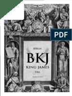 Bíblia King James Fiel - Tradução 1611
