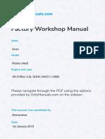 Isuzu Rodeo (4wd) Workshop Manual (V6-3165cc 3.2L SOHC (6VD1) (1993)).pdf