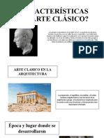 CARACTERÍSTICAS DEL ARTE CLÁSICO.pptx