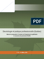 Manuel Déontologie QUÉBEC.pdf