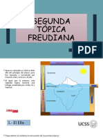 SEGUNDA TOPICA FREUDIANA