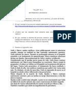 TALLER  No 3  Derecho Matrimonial canonico.docx