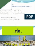Evidencia3Laplaneaciónestratégicayla gestiónlogística.pptx