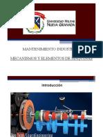 UNIDAD 3 MECANISMOS Y ELEMENTOS DE MAQUINAS RODAMIENTOS