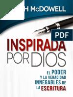 Inspirada Por Dios - El Poder y la Veracidad Innegables de la Escritura (Josh McDowell)