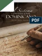 Julio Brea Franco- El Sistema Constitucional Dominicano