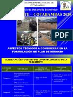 PROCOMPITE COTABAMBAS 2020-1