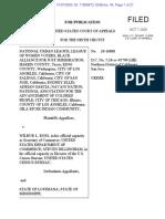 National Urban League Oct 7 2020 9th Circuit Order