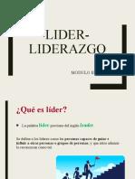 LIDER-LIDERAZGO