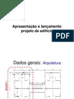 PROJETO EDIFICIO - 2020 - DIURNO