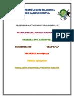 Toxicologia Ambiental-analisis de bioindicadores 15 sept. 2020