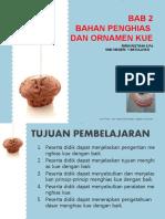bahan penghias dan ornament kue.pptx